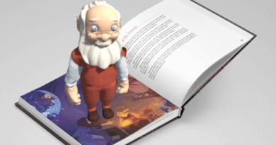 Norges første barnebøker med innebygd 3D-teknologi