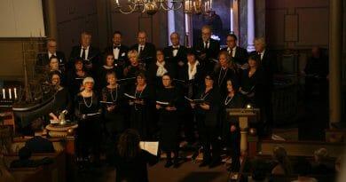 Julekonsert i fullsatt kirke