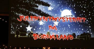 Mysteriet med julepynten