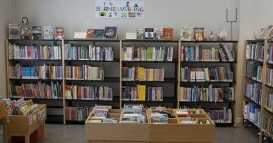Økning i utlån på biblioteket i 2018