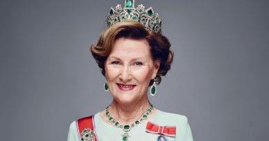 Programmet for dronningenbesøket