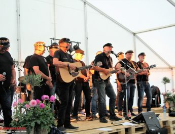 Sommertreff i Skudeneshavn