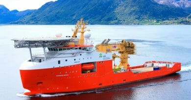 Ny kontrakt i Stillehavet for Solstad-skip