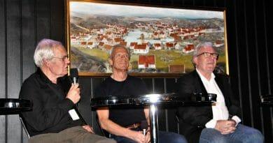 Fullt kulturhus for å høre om fotball