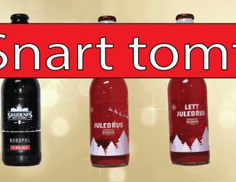 Nesten tomt på bryggeriet for juledrikke