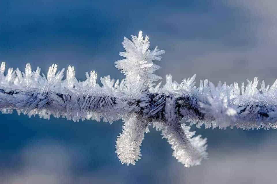 Nå kommer vinteren