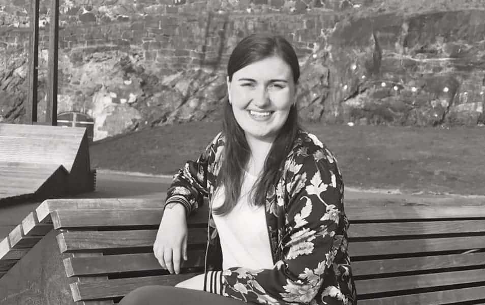 Helene fra Skudeneshavn gir ut musikk