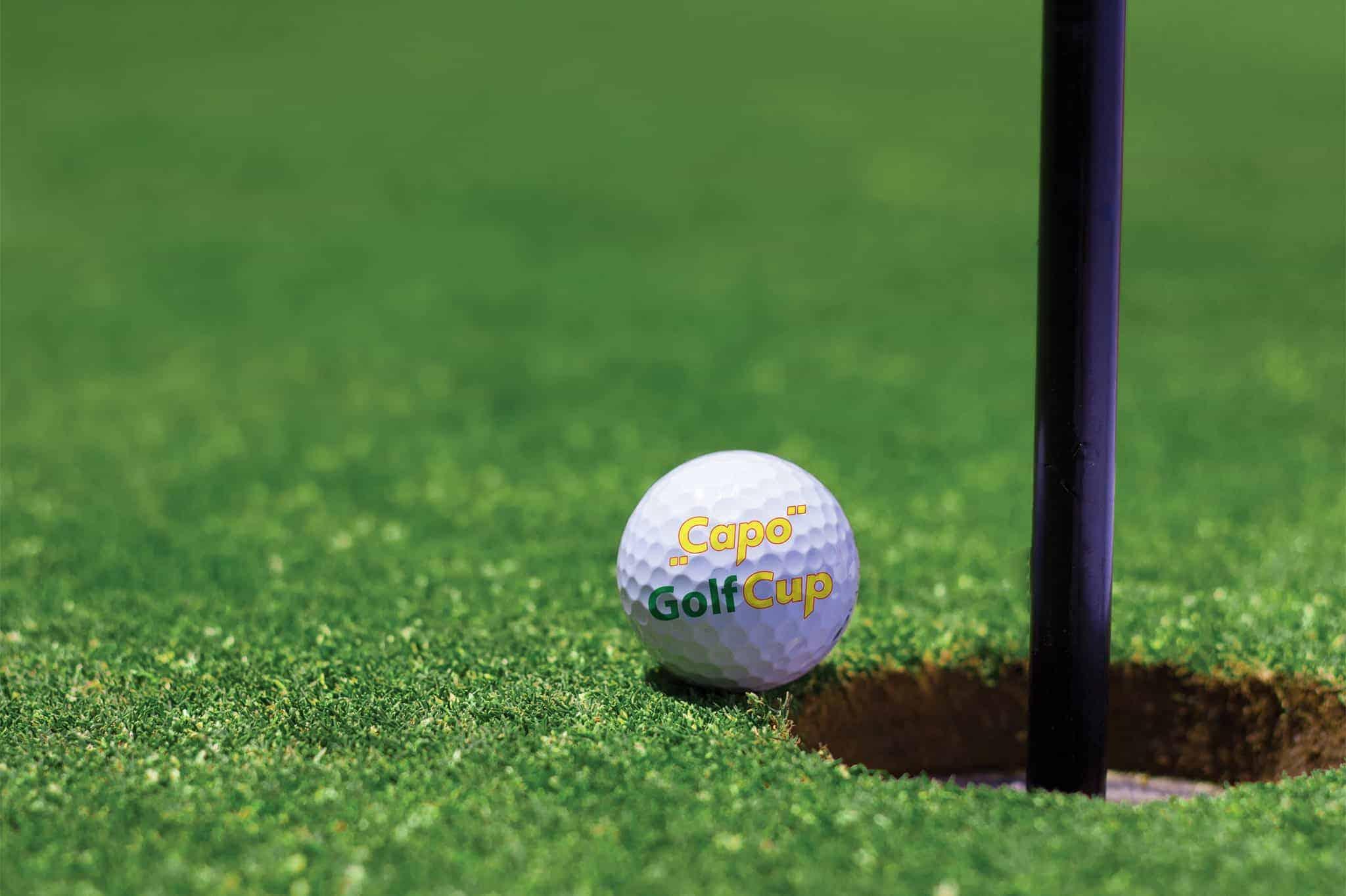 Capo brus! Hva med Capo golf cup?
