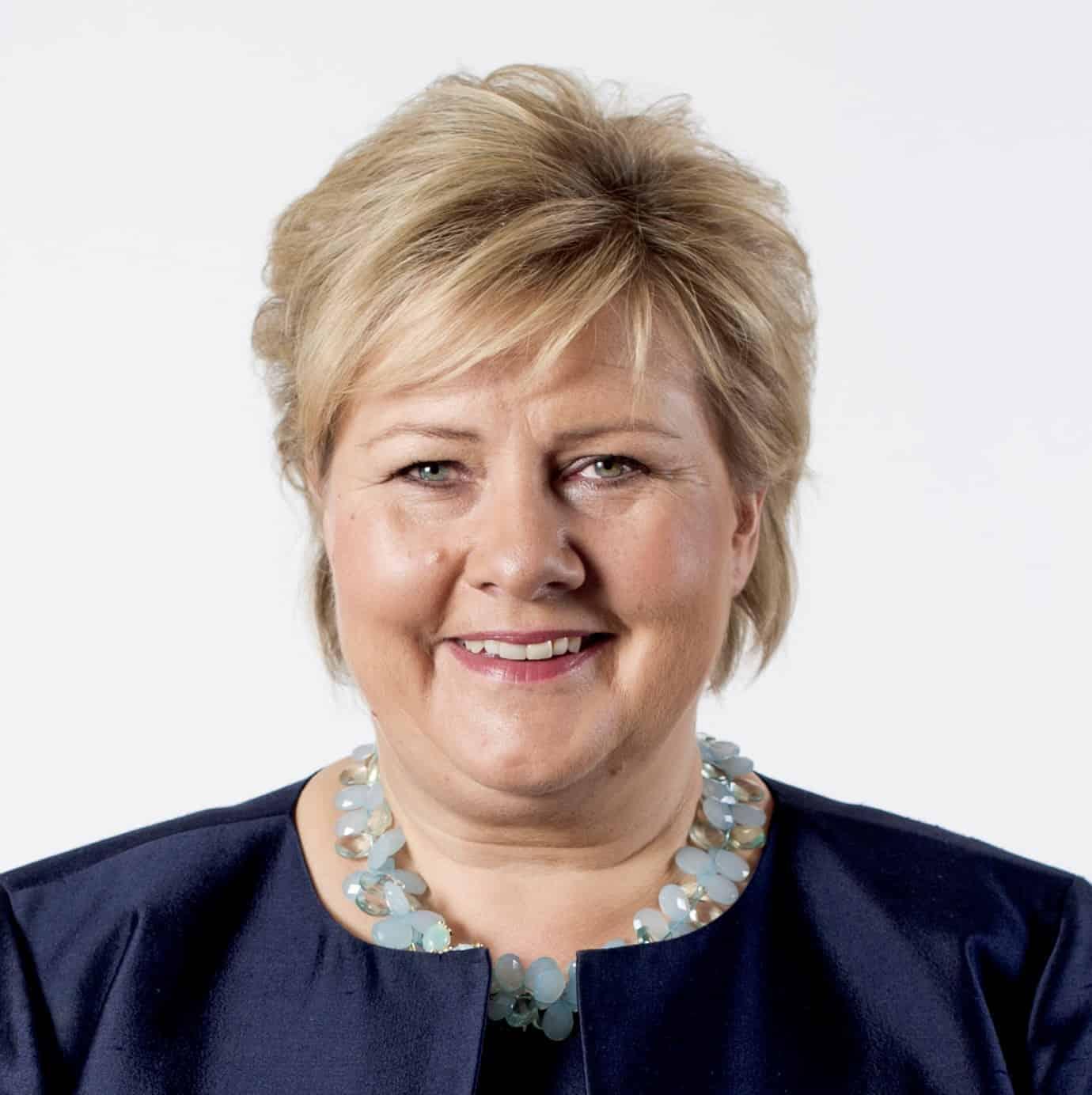 Statsministeren kommer til Skudeneshavn