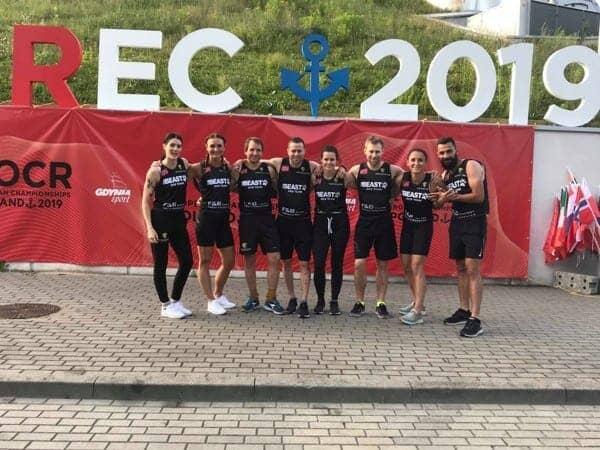 Skudenesbuer deltok i EM