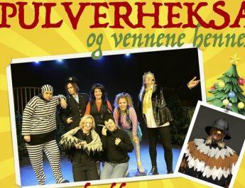 Velkommen til årets teater om Pulverheksa