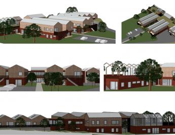 Byggestart er planlagt sommeren 2021