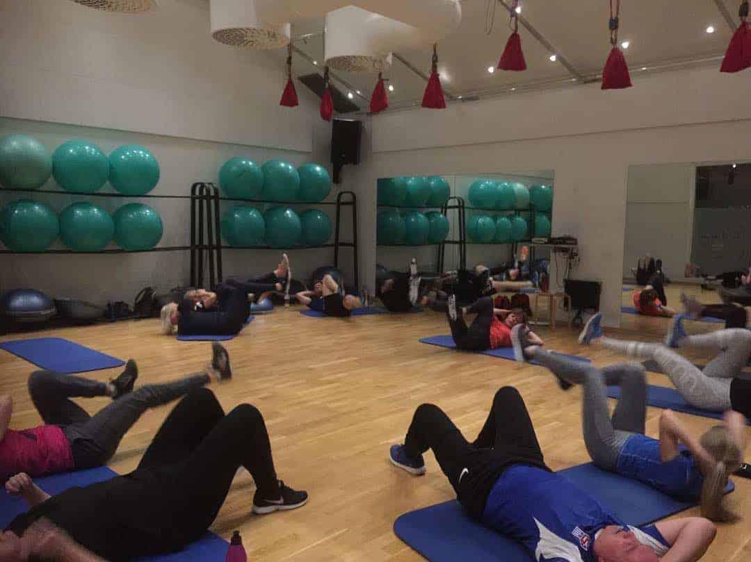 Helsebanken stenger treningssenteret - fysiobehandlinger går som vanlig