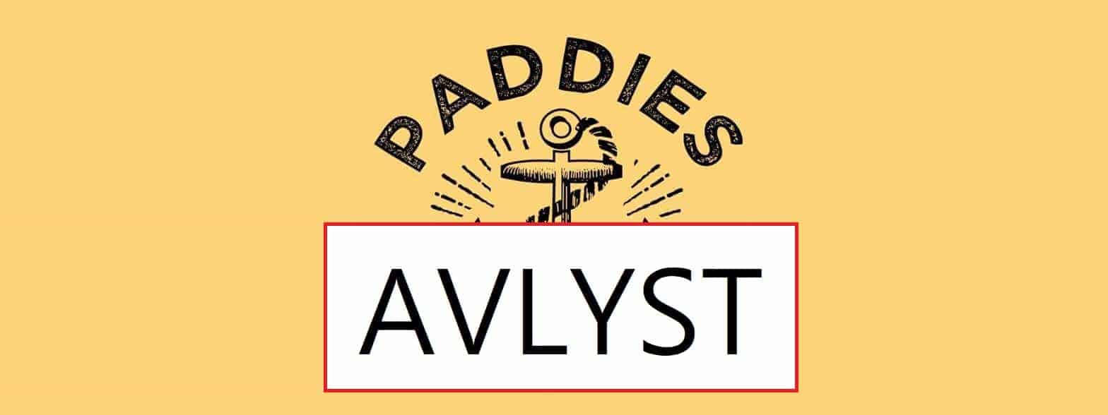 Avlyser Paddies-konsert