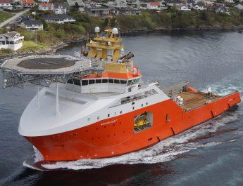 10 skip drar til Russland og Afrika