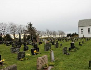 Planlegger utvidelse av kirkegården – behov for 850 nye graver innen 2040