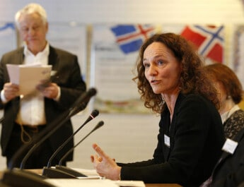 Camilla Stoltenberg til SILK