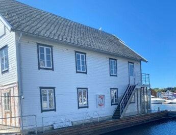 Åpner ny resturant med hotell i Skudeneshavn
